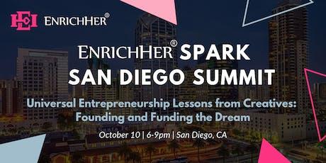 EnrichHER Spark San Diego, CA Summit 2019 tickets