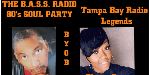 The B.A.S.S. Radio 80's Soul Party