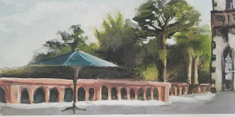Plein Air Painting in the Gardens tickets