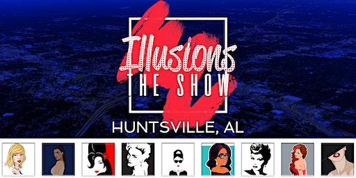 Illusions The Drag Queen Show Huntsville - Drag Queen Dinner Show - Huntsville, AL