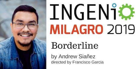 INGENIO: Borderline by Andrew Siañez tickets