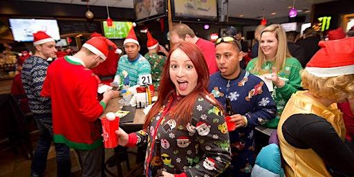 12 Bars of Christmas Bar Crawl® - Baltimore