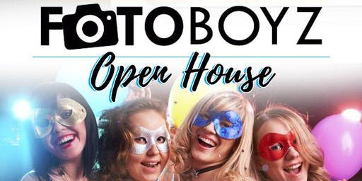 Fotoboyz Experiential Marketing  Open House