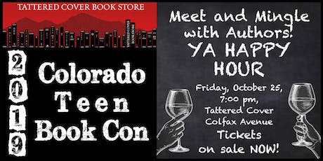 2019 YA Author Happy Hour tickets
