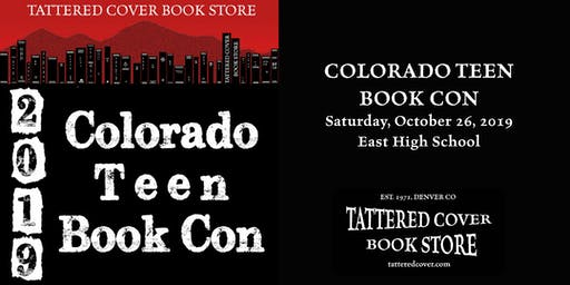 2019 Colorado Teen Book Con