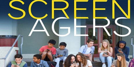 Screenagers - October 2 tickets