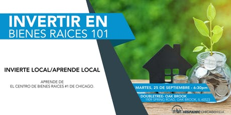 Invertir En Bienes Raices 101 (Real Estate Investing 101) tickets