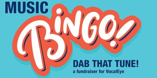 Music Bingo! Dab that Tune!