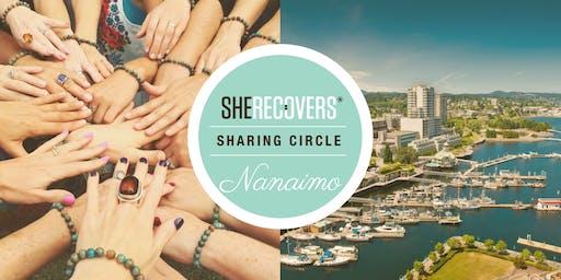 September 2019- She Recovers Sharing Circle