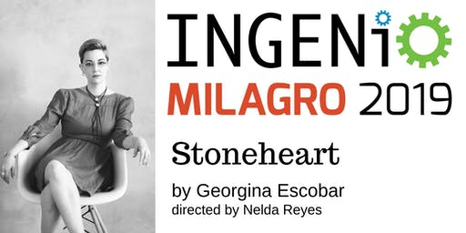 INGENIO: Stoneheart by Georgina Escobar