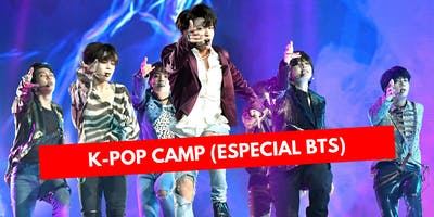 K-POP CAMP (Especial BTS)