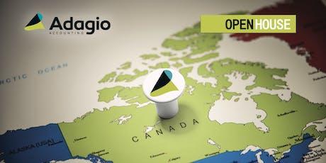 Adagio Open House Moncton tickets