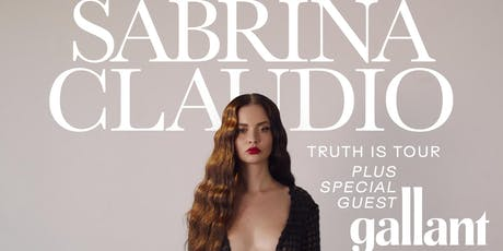 SABRINA CLAUDIO – Truth Is Tour tickets