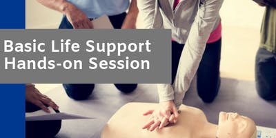 November 14 Basic Life Support Hands-On Session