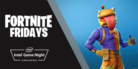 Intel Game Night: Fortnite Friday (Solos)  tickets