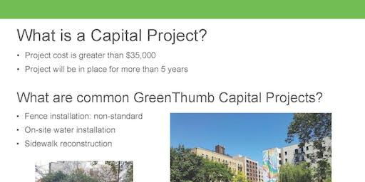 Understanding the Capital Process