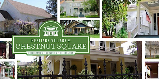 Heritage Village at Chestnut Square Guided Tour