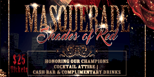 "AASOETF World AIDS Day ""Shades Of Red"" Masquerade"