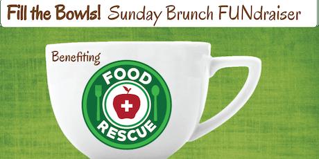 Fill the Bowls! Sunday Brunch FUNdraiser tickets