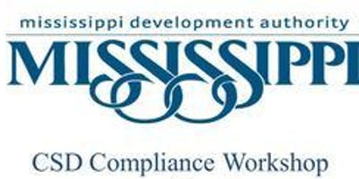 CSD Compliance Training (Biloxi, Mississippi)