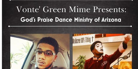 ARIZONA STATEWIDE DANCE MINISTRY & MINISTRY CLASSES! tickets