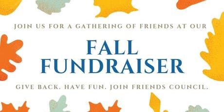 Friends Council Fall Fundraiser 2019 tickets