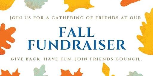 Friends Council Fall Fundraiser 2019