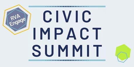 RVA Engage: Civic Impact Summit tickets