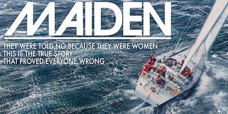 IFF Screening - Maiden tickets