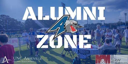 UNC Asheville Fall Alumni Zone