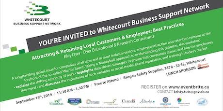 Whitecourt BSN Lunch & Learn tickets