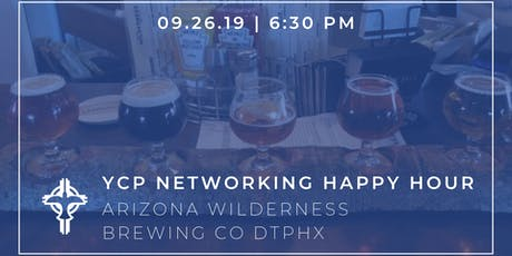 YCP Phoenix September Networking Happy Hour tickets