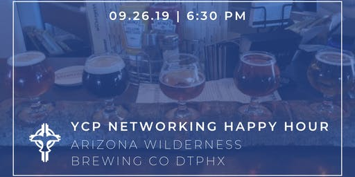 YCP Phoenix September Networking Happy Hour
