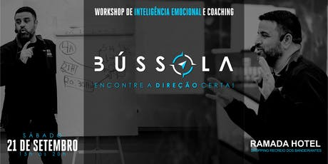 Bússola - Workshop de Inteligência Emocional  ingressos