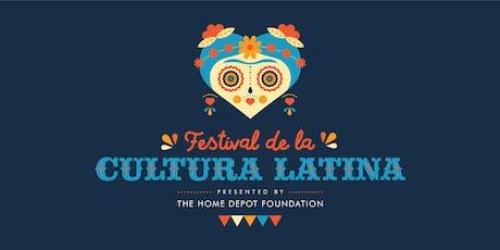 Festival de la Cultura Latina tickets
