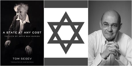 """A State at Any Cost"" with Tom Segev tickets"