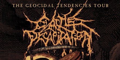 Cattle Decapitation, Atheist, Full of Hell, & More! tickets