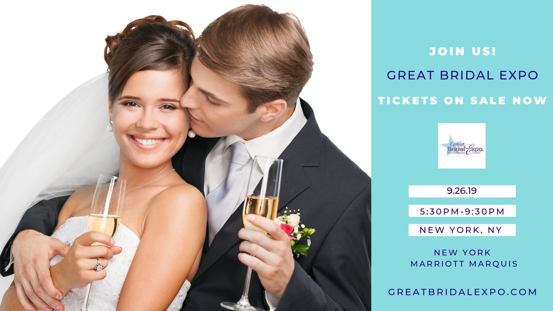 Great Bridal Expo - New York, NY