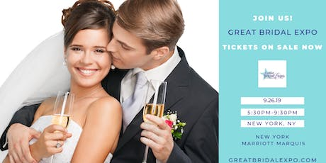 Great Bridal Expo - New York, NY tickets
