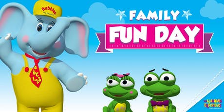 Family Fun Day Grand Opening tickets