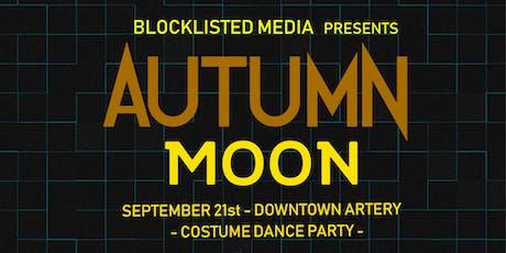 Autumn Moon tickets