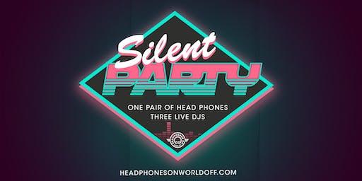 Silent Party at Fatty's Pub & Grill (HeadphonesOnWorldOff)