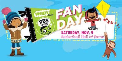 WGBY Kids Fan Day 2019