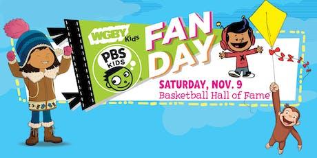 WGBY Kids Fan Day 2019 tickets