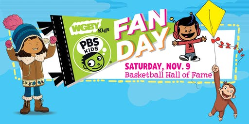 WGBY Kids Fan Day 2019