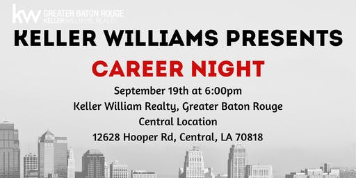 Keller Williams Career Night