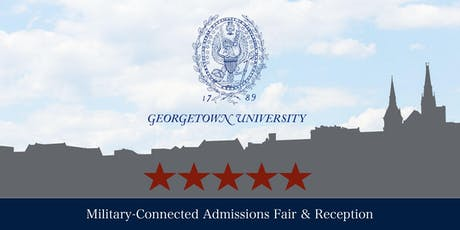 Military-Connected Admissions Fair & Reception 2019 tickets