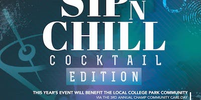 Sip & Chill Cocktail Edition