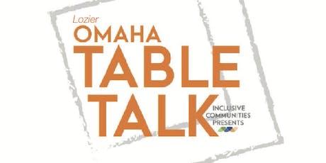 Omaha Table Talk | #SomosElFuturo: Immigration and the Crisis at the Border tickets