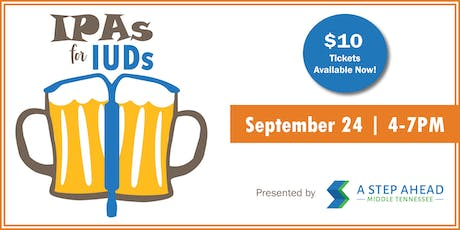 IPAs for IUDs tickets